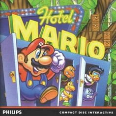 Hotel Mario - developed by fantasy factory & published by Phillips & Nintendo in 1994 for the CD-i. Mario must find princess toadstool in the mushroom kingdom. Had little time to be developed & Nintendo only had little input. Widely criticised & was 1 of the worst Mario game, due to the animation, unresponsive controls & cut scenes. Although IGN said it was better than the Legend of Zelda CD-i games. N-Europe said it was the worst Mario platform game, ever.