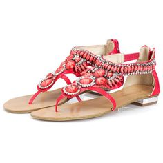 SuperTrash Sandals Diamonds Pink ... and I Love it !