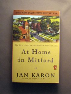 1st book in the Mitford series  couldn't put it down :)