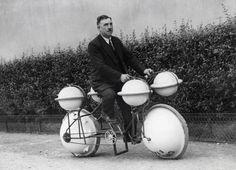 cyclomer, Paris 1932.