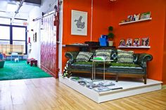 LIFESTYLES OF THE AUTHENTIC & CREATIVE: = Space (EQUAL SPACE) : Newark, NJ's Sharespace & Incubator