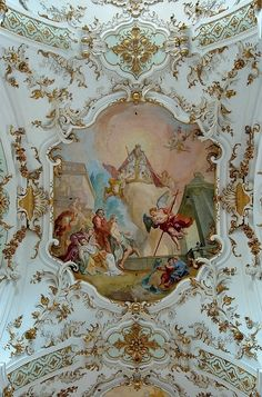 louis xv 1723 - 1774 / rococo style : more at fosterginger, Innenarchitektur ideen