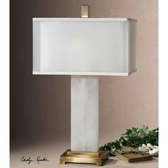 Alabaster Block Table Lamp  Block Table Living Room Table Lamps Simple Cheap Table Lamps For Living Room Design Ideas