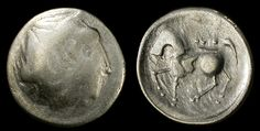 """Ancient Resource: Authentic Ancient Celtic & """"Barbarous"""" Coins"""