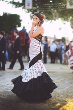 Moda Flamenca. Cristina Garcia 2014
