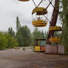 Chernobyl through the lens of Tod Seelie