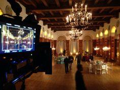 AndrewBikichky: Ballroom location Ep614 #Castle