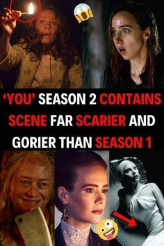 'You' Season 2 Contains Scene Far Scarier and Gorier Than Season 1 Lipps, Butterfly Wedding, Lets Celebrate, Girls Makeup, Science And Nature, Season 1, Kids And Parenting, Scary, Jokes