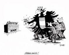 """OÖN-Karikatur vom 1. März 2017: """"Viribus unitis!"""" Mehr Karikaturen auf: http://www.nachrichten.at/nachrichten/karikatur/ (Bild: Mayerhofer)"""