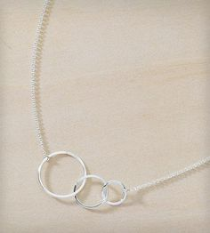 So pretty.  SS Many Moons Necklace | Women's Jewelry | Freshie & Zero | Scoutmob Shoppe | Product Detail