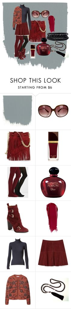 """""""#3"""" by e-dashieva on Polyvore featuring Oliver Peoples, Elizabeth and James, Tom Ford, Forever 21, Christian Dior, Topshop, NARS Cosmetics, Alaïa, Rebecca Minkoff and MANGO"""