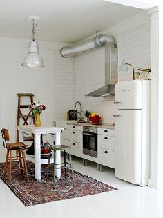 litet kök