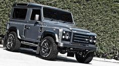 Land Rover Defender by A.Kahn Design