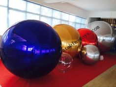 300.00$  Watch here - http://ali7dv.worldwells.pw/go.php?t=32711542717 - 5 Colors New Arrival Reflective Giant Inflatable Mirror Ball Hot Sale Giant Inflatable Ball For Advertising
