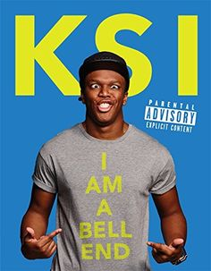 KSI: I Am A Bellend Buch von KSI versandkostenfrei bestellen - Weltbild. Post Selfies, Youtube Sensation, Logan Paul, Youtube Stars, Got Books, Read Books, Along The Way, Memoirs, La La Land