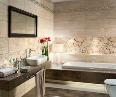 Deja stii ca avem mii de poze cu bai pe site, mici si mari, aceste bai fiind pentru toate gusturile. Nu cred ca exista un stil de amenajare baie care sa nu fie abordat in articolele despre amenajari interioare a baii publicate pe site. Si totusi, zilnic, decopar noi imagini cu bai superbe, pentru case … Bathroom Decor Signs, Bathroom Decor Pictures, Blue Bathroom Decor, Grey Walls White Trim, Master Bath Shower, Small Sink, Upstairs Bathrooms, Diy Interior, Design Case
