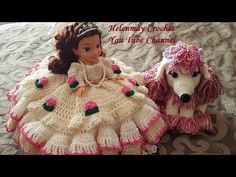 Helenmay Crochet You Tube Channel New Year 2016 DIY tutorials - YouTube