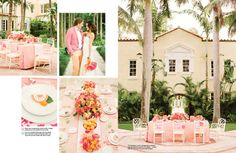 Featured- Southern Weddings Magazine V5 Editorial