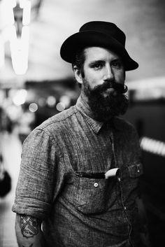 Modern Men by Maximilian Motel #portrait #people #blackandwhite #bw #photography