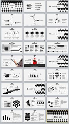 PowerPoint Template Item Details: TEMPLATES Video: Features: black powerpoint Template Easy and fully editable in powerpoint (shape color, size, position, etc). PPT & pptx files for Ratio. Powerpoint Design Templates, Professional Powerpoint Templates, Keynote Template, Slide Design, Web Design, Creative Poster Design, Presentation Layout, Catalog Design, Business Plan Template