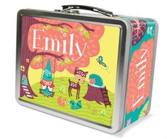 The Woodland Gnomes Lunch Box for Kids at Frecklebox