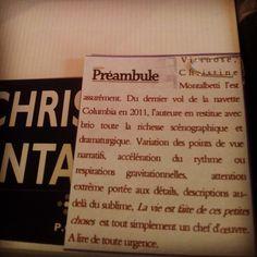 La vie est faite de toutes ces petites choses de Christine MOntalbetti @editions_pol  Coup de cœur de la librairie Préambule à Bayeux @librairiepreambule  #rentreelitteraire2016 #livre #lespetitsmotsdeslibraires #book