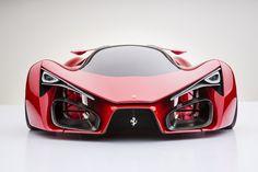 Cars - Ferrari F80 Concept : la vision avant-gardiste d'un italien de génie... - http://lesvoitures.fr/ferrari-f80-adriano-raeli/