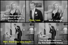 Roberta: Fred Astaire and Ginger Rogers