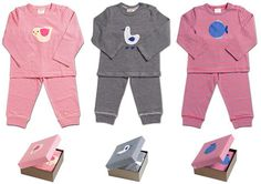 Stylish toddler PJs!