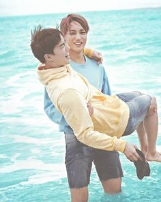 Kai, Suho - 160922 Second official photobook 'Dear Happiness