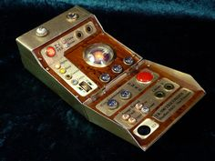 Steampunk Star Trek - Steam Trek TNG - Tricorder Tr-590 Mk.X by Arsenal Best