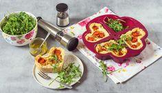 Slané koláče na čtyři (avíce) způsobů – Tchibo Krabi, Bruschetta, Ricotta, Ethnic Recipes
