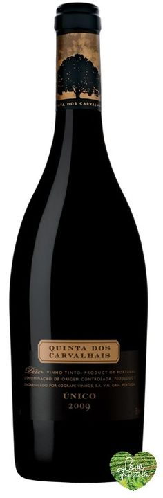 Love Your Table - Quinta dos Carvalhais Unico Red Wine 2009, €79,99 (http://www.loveyourtable.com/Quinta-dos-Carvalhais-Unico-Red-Wine-2009/)
