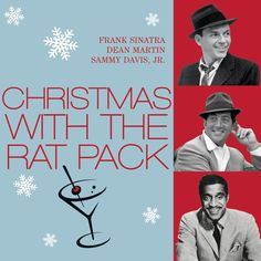 Christmas with the Rat Pack makes me want to decorate the Christmas tree