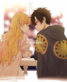 Anime Love Couple, Cute Anime Couples, Chica Anime Manga, Kawaii Anime, Anime Kunst, Anime Art, Anime Sisters, Manga English, Anime Wallpaper Phone