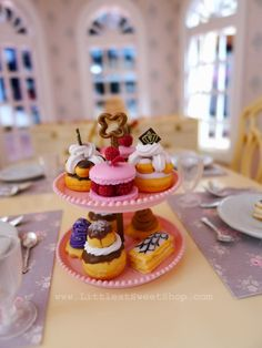 Littlest Sweet Shop: French Pastries