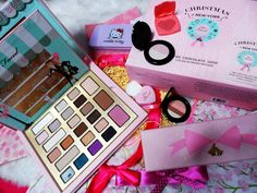 interendo: TOO FACED GIVEWAY! Upsss... I did it again... Czyl...