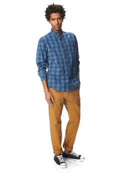Caliper Canvas Chinos - New Arrivals - French Connection