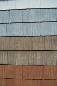 Faux Cedar Shake Siding Panels | Shakertown Hardwood Siding