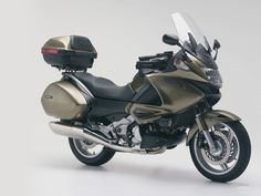 The Honda Deauville NT 700 pure awesome!