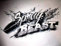 Картинки по запросу graffiti spray sketch