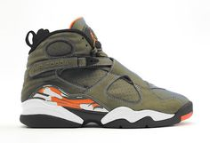The Air Jordan 8 Undefeated Debuts Next Year