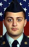 Army Spc. Russell H. Nahvi  Died October 19, 2005 Serving During Operation Iraqi Freedom  24, of Arlington, Texas; assigned to the 5th Squadron, 7th Cavalry Regiment, 1st Brigade Combat Team, 3rd Infantry Division, Fort Stewart, Ga.; killed Oct. 19 when his Humvee was struck by enemy indirect fire during patrol operations in Balad, Iraq.