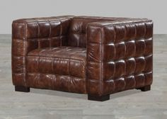 Cranberry Leather Vintage Chair Chairs Pinterest