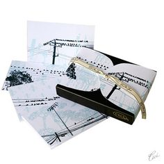 Bridesmaid Gifts - Just Landed Boxed Note Cards by Ceci New York - NewlyWish.com
