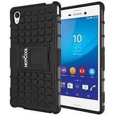 Sony Xperia M4 Aqua Case - Hotcool Heavy Duty Rugged Dual Layer Armor With Kickstand Cover Case For Sony Xperia http://www.smartphonebug.com/accessories/some-of-the-best-26-sony-xperia-m4-aqua-cases-and-covers/