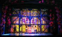 """The Pajama Game"" Set Design by Derek McLane"