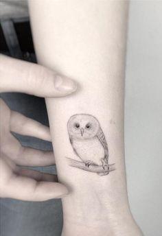 20 petits tatouages d'animaux tout mignons tout doux