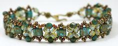 Deb Roberti's Pinnacle bracelet