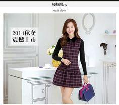 Đặt hàng Váy len nữ tay dài cổ búp bê kẻ sọc dễ thương chuyên nghiệp Xem thêm tại http://dathangtaobao.vn/vay-len-nu-tay-dai-co-bup-ke-soc-de-thuong/